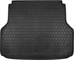 Коврик в багажник для Chevrolet Lacetti '03-12 универсал, резиновый (AVTO-Gumm)