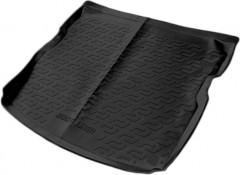 Коврик в багажник для Ssangyong Kyron '05-07, резиновый (Lada Locker)