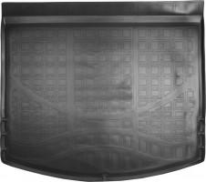 Коврик в багажник для Mazda CX-5 '12-17, резино/пластиковый (Nor-Plast)