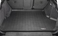 Коврик в багажник для Land Rover Range Rover '02-12, резиновый (WeatherTech) черный