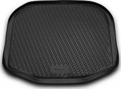 Коврик в багажник для Ford Explorer '11-, полиуретановый, короткий (Novline / Element)
