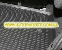 Фото 2 - Коврик в багажник для BMW 5 F10 '10-16, седан, полиуретановый (Novline / Element)