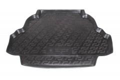 Коврик в багажник для Geely FC '06-, резиновый (Lada Locker)