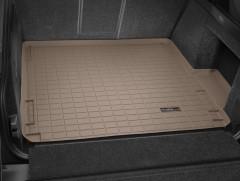 Коврик в багажник для Land Rover Range Rover Vogue '13-, резиновый (WeatherTech) бежевый