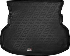 Коврик в багажник для Geely MK Sedan '06-14, резиновый (Lada Locker)