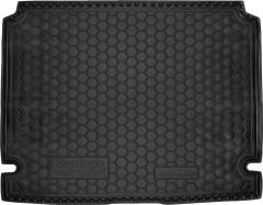 Коврик в багажник для Citroen Berlingo '08-18 резиновый (Avto-Gumm)