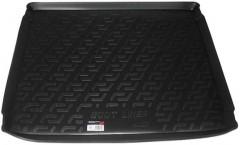 Коврик в багажник для Opel Zafira C Tourer '12-, 5/7 мест, резиновый (Lada Locker)