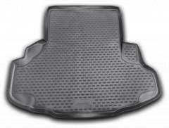 Коврик в багажник для Jaguar XF '09-15, полиуретановый (Novline / Element)