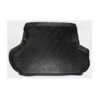 Коврик в багажник для Peugeot 4007 '07-12, резино/пластиковый (Lada Locker)