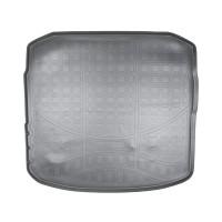 Коврик в багажник для Audi A3 '12- седан, полиуретановый, черный (Nor-Plast)