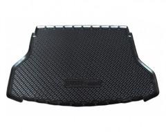 Коврик в багажник для Nissan X-Trail (T32) '14-, полиуретановый (Nor-Plast)