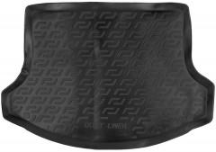 Коврик в багажник для Kia Sportage '10-15, резиновый (Lada Locker)