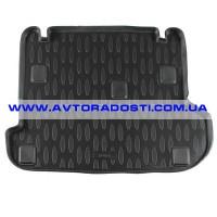 Коврик в багажник для Great Wall Hover / H3 / H5 '05-, полиуретановый (Aileron) черный