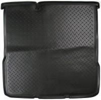 Коврик в багажник для Chevrolet Aveo '11- седан, полиуретановый (NorPlast) черный
