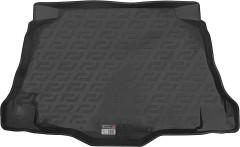 Фото 1 - Коврик в багажник для MG 5 HB '13-, резино/пластиковый (Lada Locker)