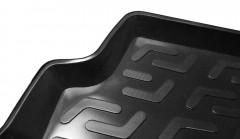Фото 2 - Коврик в багажник для Hyundai Sonata '10-15, резино/пластиковый (Lada Locker)
