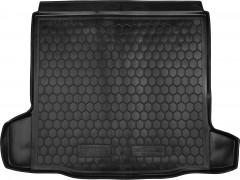 Коврик в багажник для Chevrolet Cruze '15- седан, резиновый (AVTO-Gumm)