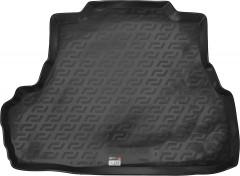 Коврик в багажник для Chevrolet Epica '07-12, резиновый (Lada Locker)