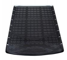 Коврик в багажник для Audi A6 '11- универсал, полиуретановый, черный (Nor-Plast)