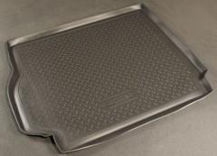 Коврик в багажник для Land Rover Range Rover Sport '05-12, полиуретановый (NorPlast) черный