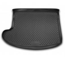 Коврик в багажник для Jeep Liberty '02-07, полиуретановый (Novline / Element)