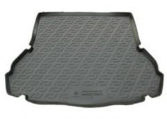 Коврик в багажник для Hyundai Elantra MD '11-15, резино/пластиковый (Lada Locker)