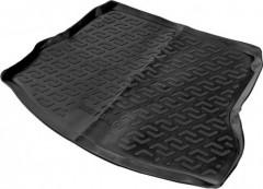 Коврик в багажник для Nissan X-Trail (T32) '14-16, резиновый (L.Locker)
