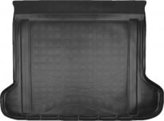 Коврик в багажник для Toyota LC Prado 150 '10-13 (5 мест), полиуретановый (NorPlast) черный