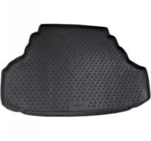 Коврик в багажник для Lexus ES '06-12, полиуретановый (Novline / Element) черный