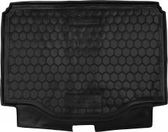 Коврик в багажник для Chevrolet Tracker '13-, резиновый (AVTO-Gumm)