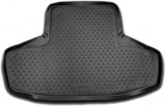Коврик в багажник для Lexus GS '05-12, полиуретановый (Novline / Element) черный