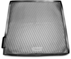Коврик в багажник для Nissan Pathfinder '05-14, полиуретановый (Novline / Element) серый EXP.CARNIS00010g
