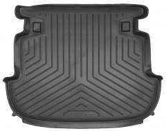 Коврик в багажник для Toyota Corolla '02-07 универсал, резино/пластиковый (Norplast)