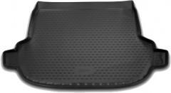 Коврик в багажник для Subaru Forester '13-18, полиуретановый (Novline / Element)