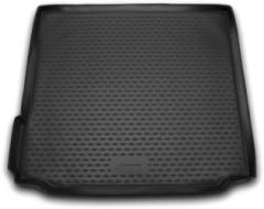 Коврик в багажник для BMW X5 F15 '14-, полиуретановый (Novline / Element)