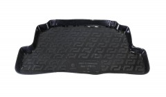 Коврик в багажник для Lada (Ваз) Niva 2121 '94-06, резино/пластиковый (Lada Locker)