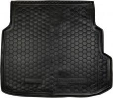Коврик в багажник для Mercedes E-Class W211 '02-09 седан, резиновый (Avto-Gumm)