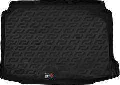 Коврик в багажник для Peugeot 308 '14- хетчбэк резино/пластиковый (L.Locker)