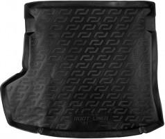 Коврик в багажник для Toyota Corolla '07-12, резиновый (Lada Locker)