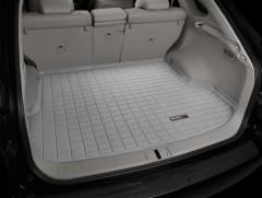Коврик в багажник для Lexus RX '09-15 (амер. версия), резиновый (WeatherTech) серый