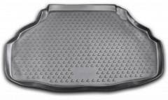 Коврик в багажник для Lexus LS 460 / 600h '06-17, полиуретановый (Novline / Element) черный
