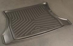 Коврик в багажник для Volkswagen Golf III '91-97, резино/пластиковый (Norplast)