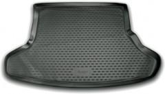 Коврик в багажник для Toyota Prius '09-15, полиуретановый (Novline / Element)