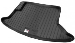 Коврик в багажник для Chevrolet Niva '02- (Lada/Ваз) 2123, резино/пластиковый (Lada Locker)