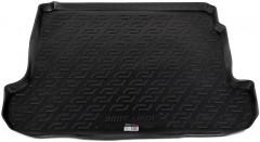 Коврик в багажник для Renault Fluence '09-, резино/пластиковый (Lada Locker)