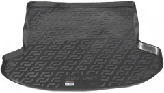Коврик в багажник для Kia Ceed '06-12 универсал, резиновый (Lada Locker)
