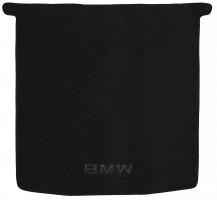 Коврик в багажник для BMW X6 E71 '08-14, текстильный черный