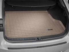Коврик в багажник для Lexus RX '16-, резиновый (WeatherTech) бежевый