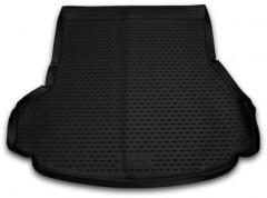 Коврик в багажник для Toyota Avensis '08- седан, полиуретановый (Novline / Element) черный