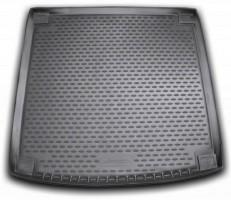 Коврик в багажник для Mercedes ML-Class W164 '05-11, полиуретановый (Novline / Element) черный